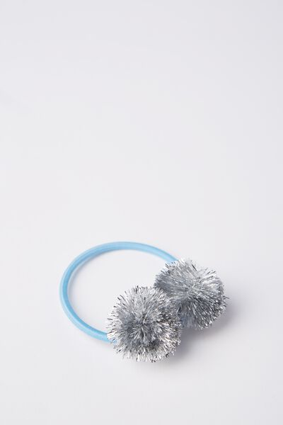 Paige Band, SILVER AND BLUE