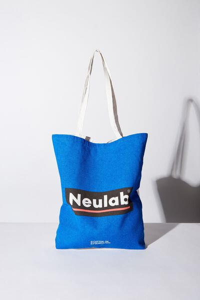 Cotton On Mens Foundation Tote, NEULAB