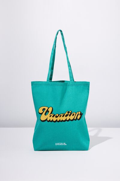 Foundation Online Exclusive Totes, VACATION