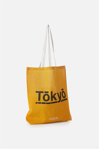 Cotton On Foundation Tote, TOKYO