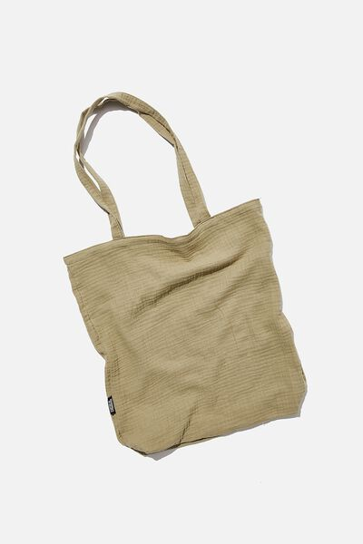 Foundation Fashion Tote, LIGHT OLIVE