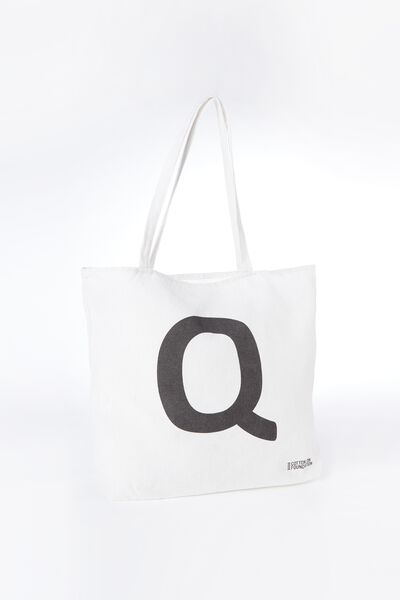 Foundation Alpha Tote, Q