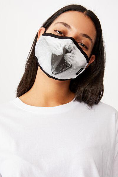 Foundation Mask Typo, CAT PHOTOGRAPHIC