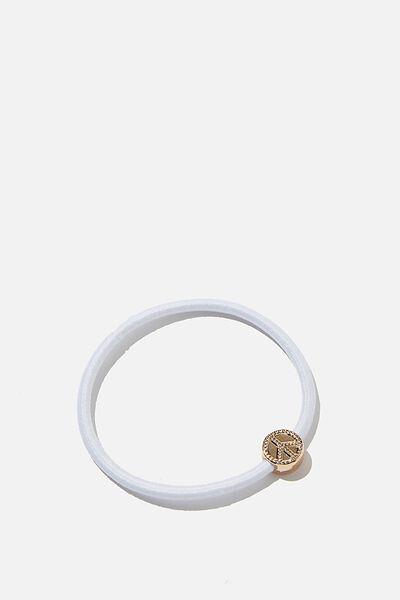 Foundation Juliet Bracelet, WHITE PEACE