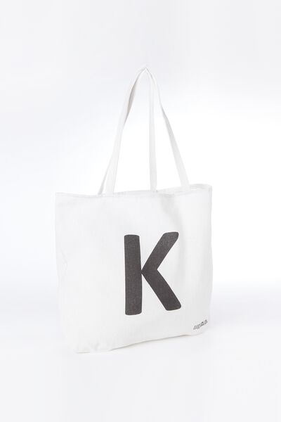 Foundation Alpha Tote, K