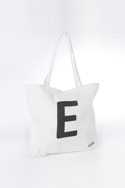 Foundation Alpha Tote, E