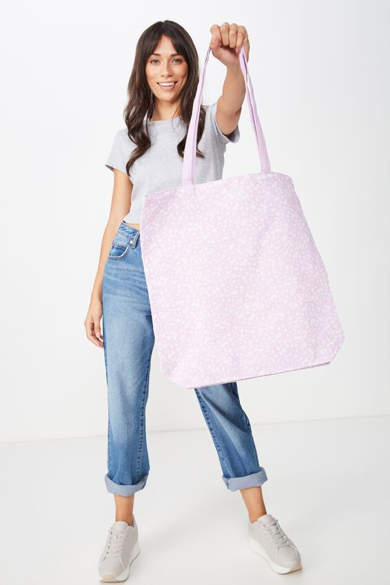 Foundation Online Exclusive Totes, DITSY FLORAL