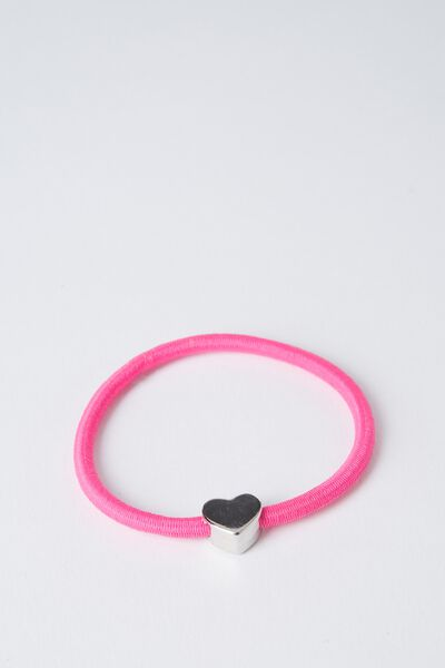 Marion Band, PINK AND SILVER HEART