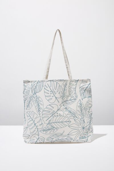 Typo Difference Tote Bag, PLANT LOVER