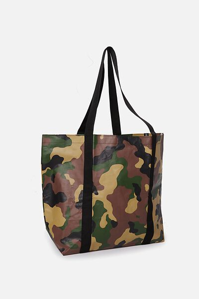 Foundation  Large Shopper, CAMO