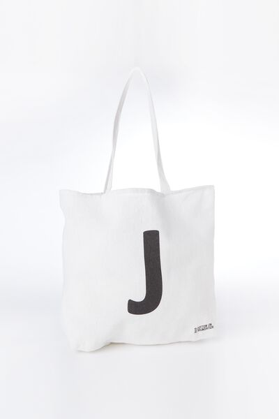 Foundation Alpha Tote, J