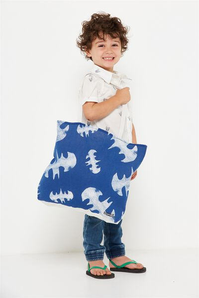 Foundation Kids Tote Bag, BATMAN