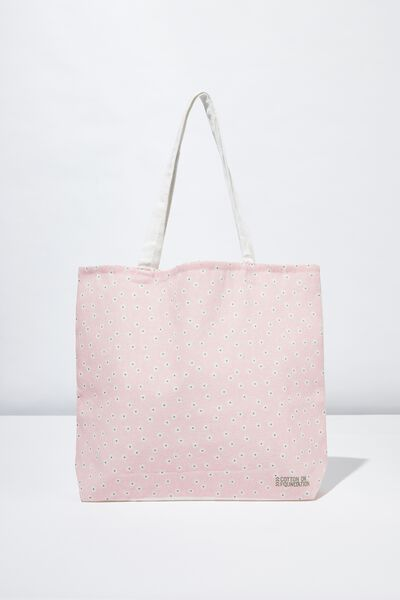 Body Tote Bag, SIMPLE DAISY