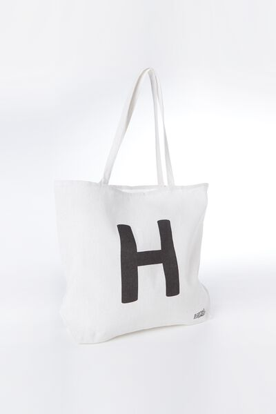 Foundation Alpha Tote, H