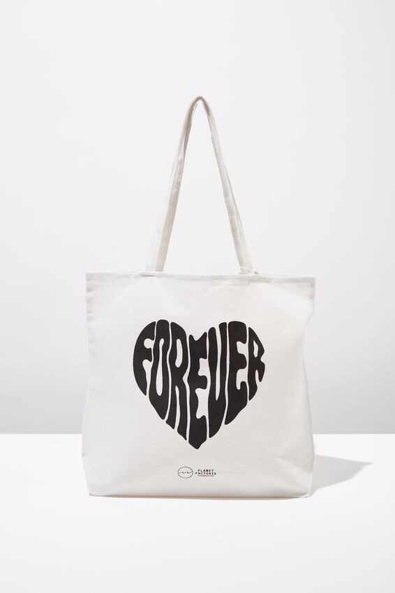 Pf Foundation Tote Bags by Cotton On