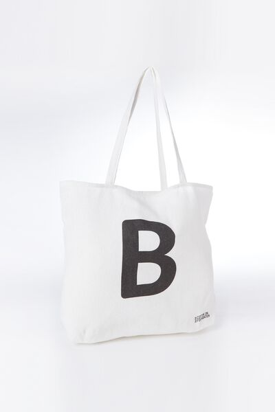 Foundation Alpha Tote, B