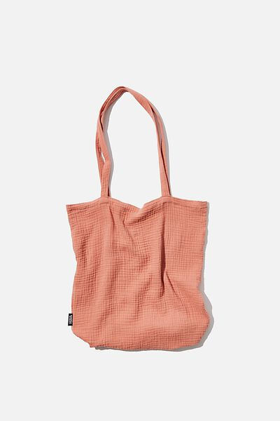 Foundation Fashion Tote, CANYON ROSE