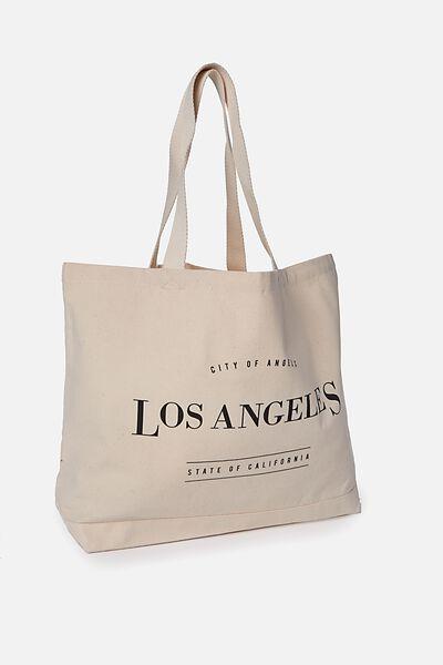 Foundation Online Destination Tote, LOS ANGELES