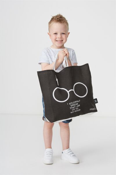 Foundation Kids Tote Bag, HARRY POTTER