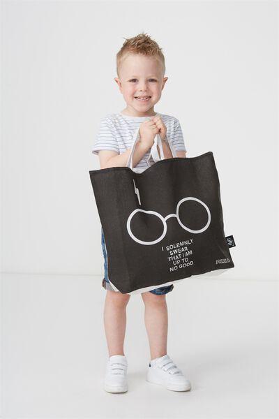 Foundation Kids Tote Bag, HARRY POTTER