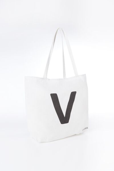 Foundation Alpha Tote, V