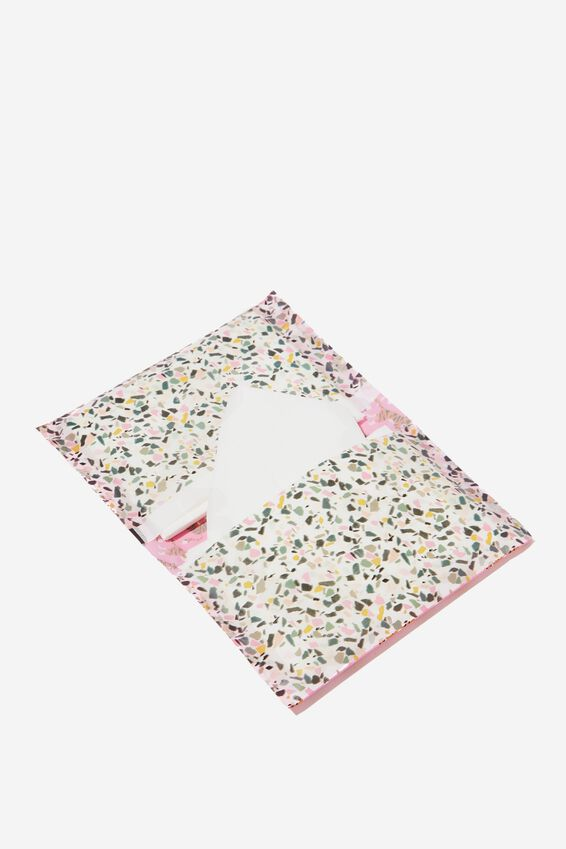 Typo Difference Tissues, PINK TIGER