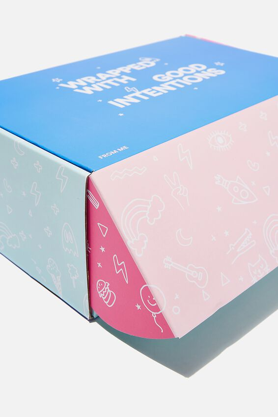 Cof Gift Box, L KIDS