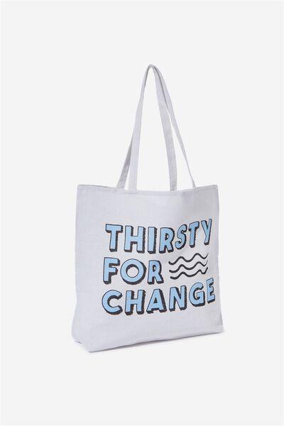 Cotton On Foundation Tote, WWD ORIGINAL TOTE