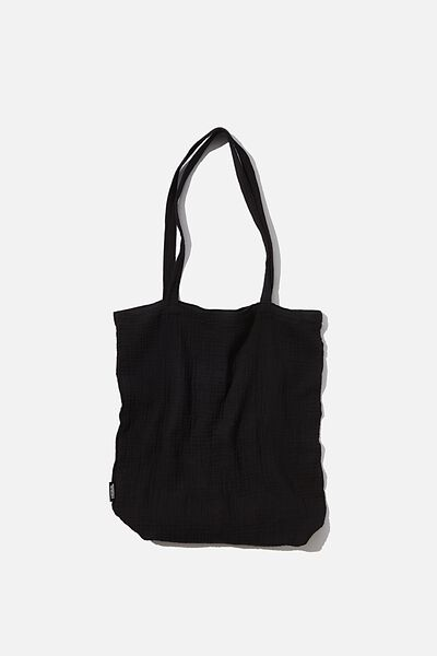 Foundation Fashion Tote, BLACK