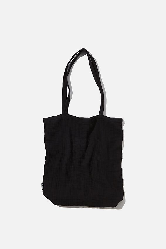 Foundation Fashion Tote, BLACK