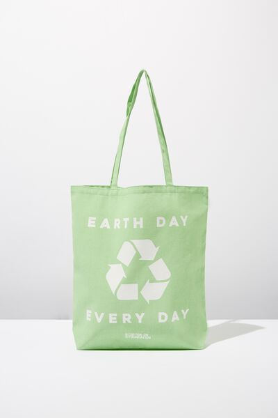 Foundation Online Exclusive Totes, EARTH DAY