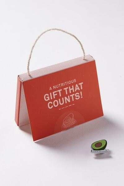 $20 School Meals Gifts That Count Avocado, $20 SCHOOL MEALS GIFTS THAT COUNT / AVOCADO