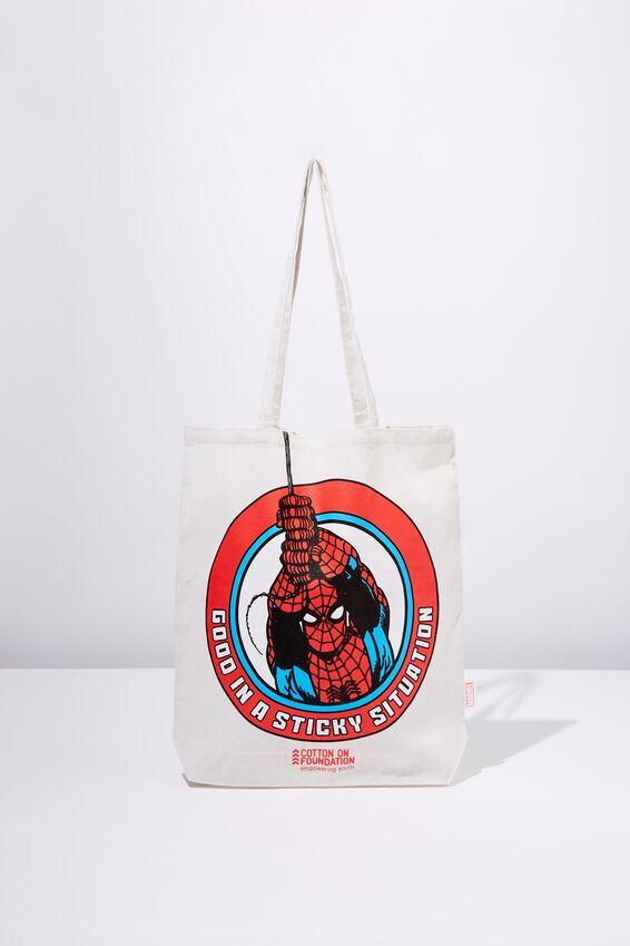 Cof & Friends, SPIDERMAN