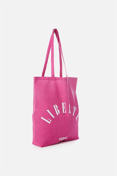 Cotton On Foundation Tote, LIBERTE