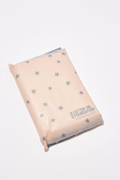 Kids Tissues, QUIRKY STAR