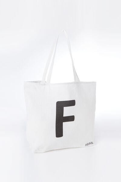 Foundation Alpha Tote, F