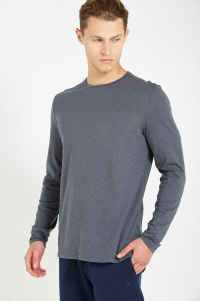 Coar Urban Tech Ls Tee, PERISCOPE