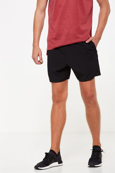 Coar Training Short, BLACK
