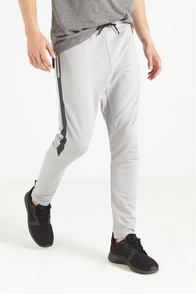 Coar Performance Terry Pant, COOL GREY