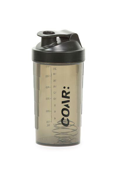 Coar Protein Shaker, BLACK