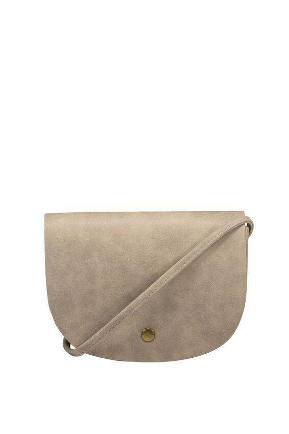 Kaela Cross Body Bag, SOFT GREY