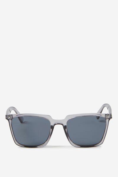 San Fran Sunglasses, CRYSTAL TORNADO/SMOKE
