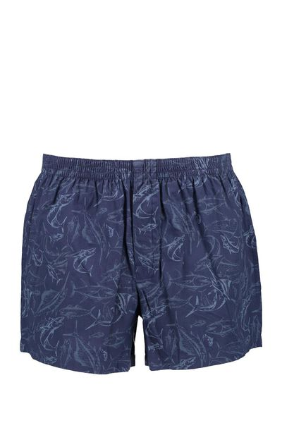 Single Pack Boxers, MARLIN/BLUE