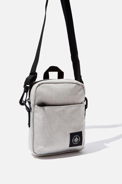 Transit Sling Bag, OATMEAL CROSSHATCH