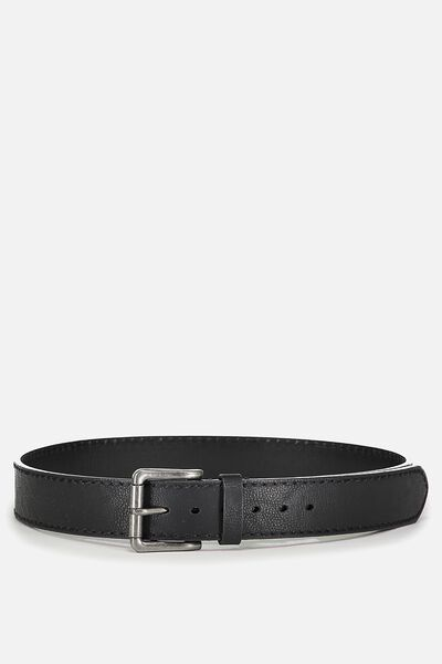 Williamsburg Belt, BLACK