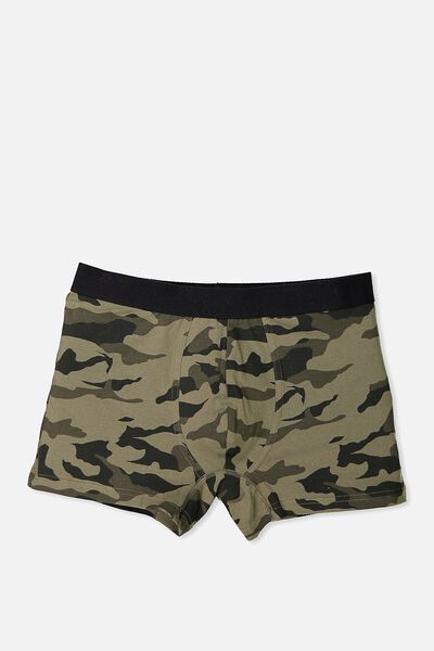Single Pack Trunks, CAMO