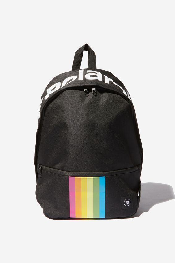 Transit Licensed Backpack, LCN POLAROID