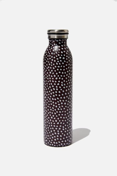Transit Metal Drink Bottle, FAWN SPOT