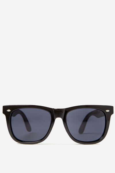 Bueller Sunglasses, BLACK