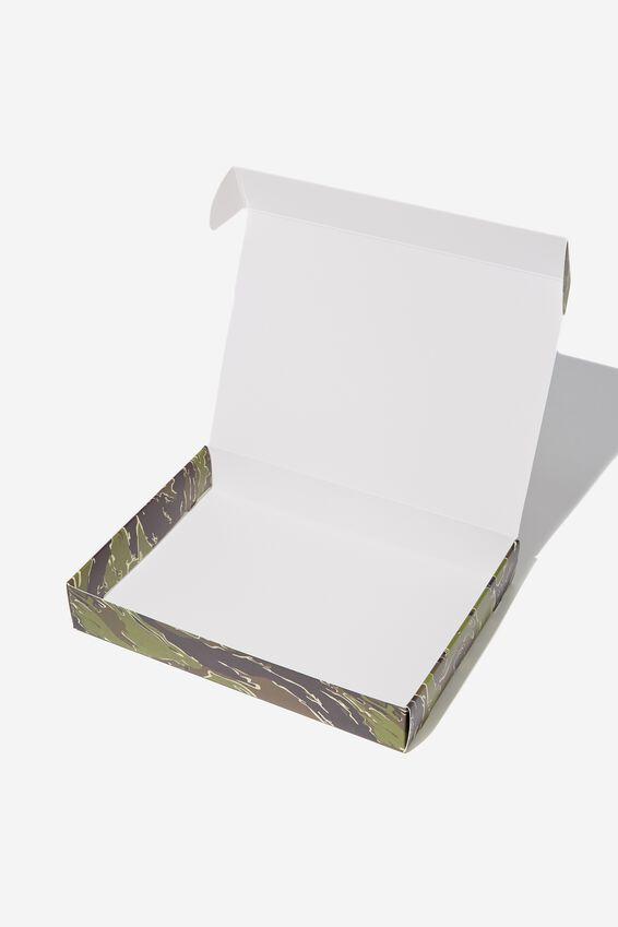 Small Gift Box, TIGER CAMO